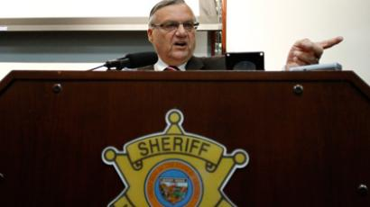 Joe Arpaio (Reuters / Joshua Lott)