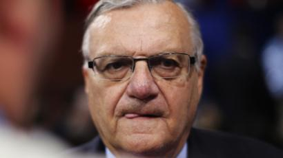 Joe Arpaio (Spencer Platt / Getty Images / AFP)