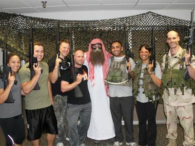 Wannabe Navy SEALs offered chance to 'kill Osama'