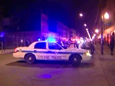 Windy City rampage: 19 shot overnight in Chicago