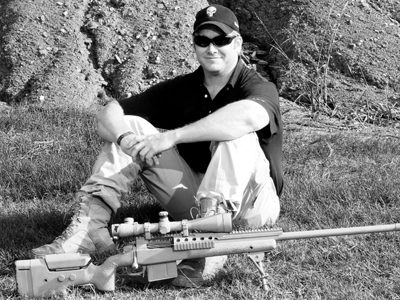 "Former Navy SEAL and ""American Sniper"" author Chris Kyle. (Image from facebook.com)"