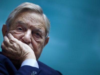 George Soros (AFP Photo / Brendan Smialowski)