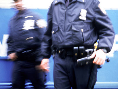 A policeman sues a videographer for recording a beating