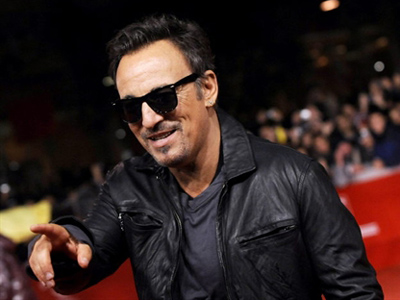 Springsteen writes to NJ paper