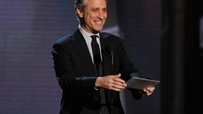 Jon Stewart (AFP Photo / Getty Images)