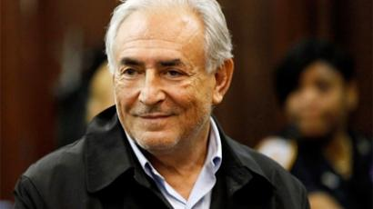 Dominique Strauss-Kahn (AFP Photo / Getty Images)
