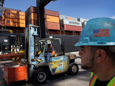 Longshoremen strike threatens to shut down East Coast