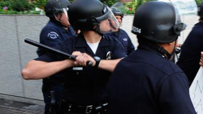 Maryland cops face trial for beating up students