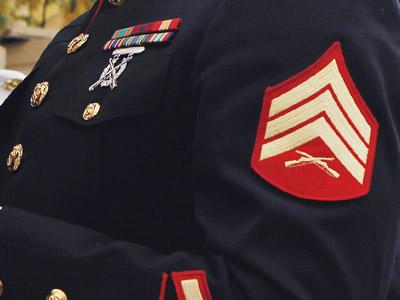 U.S. Marine Corps (REUTERS / Lucas Jackson)
