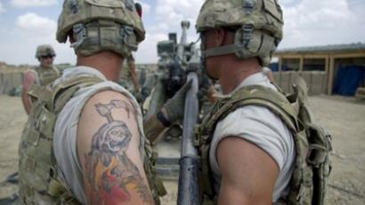"US military school taught soldiers to wage a ""total war"" against Islam"