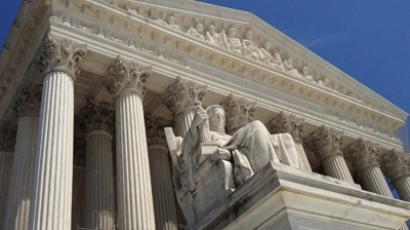 The U.S. Supreme Court building (AFP Photo / Chip Somodevilla)