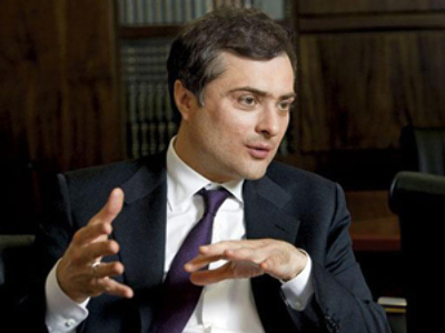 "V.Surkov: ""We do not intend to lecture one another"""