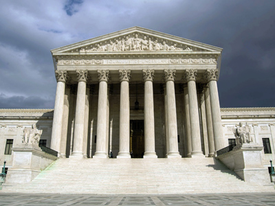 The US Supreme Court (AFP Photo / Karen Bleier / Files)