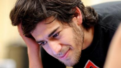 Aaron Swartz (Image from flickr.com)