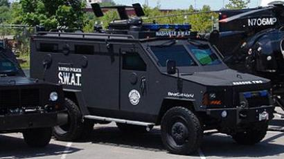 SWAT team fires semi-automatic guns at unarmed 18 year old