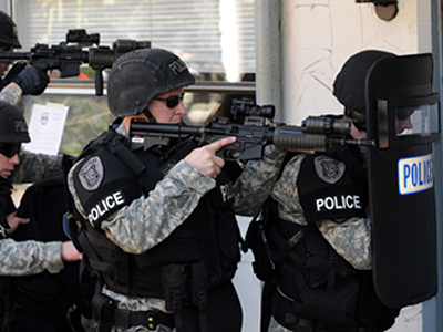 SWATting hits North America