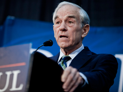 The Technology Revolution: Ron Paul takes libertarian cause online