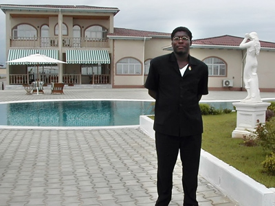 African dictator's son lives high life in US