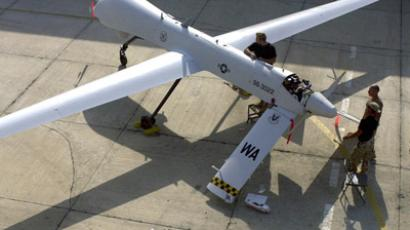 Predator unmanned aerial vehicle (U.S. Air Force/Handout/Files)