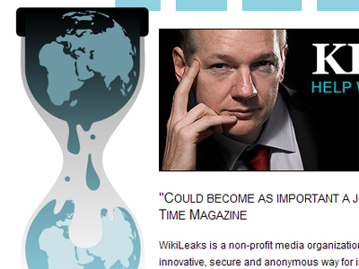 Julian Assange is facing criticism for allowing cables to be leaked.