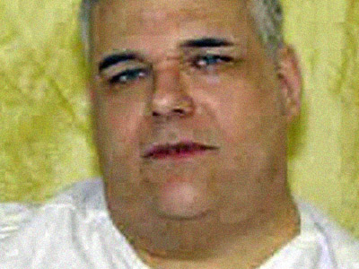 Too fat to die: Ohio killer considered too big for lethal injection