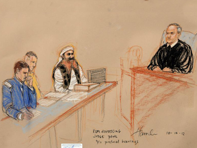 Trial of 9/11 mastermind delayed over spy allegations