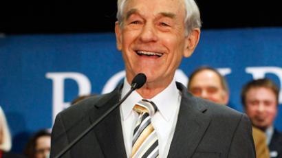 Ron Paul (Reuters / Brian Snyder)