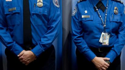 Transportation Security Administration (TSA) officers (AFP Photo/Saul Loeb)
