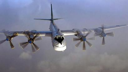 Russian Air Force Tupolev Tu-95MS (Image from www.airliners.net)
