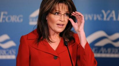 Sarah Palin is everywhere!