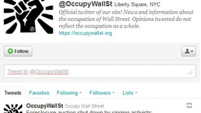 Twitter is being asked to turn over Occupy-related tweets for the second time.