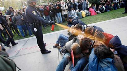 UC Davis to pay students pepper-sprayed during protest