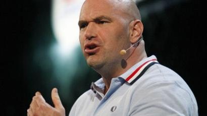 President of the Ultimate Fighting Championship (UFC) Dana White (David McNew/Getty Images/AFP )