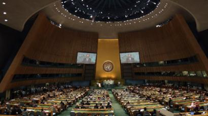 UN General Assembly (John Moore/Getty Images/AFP)