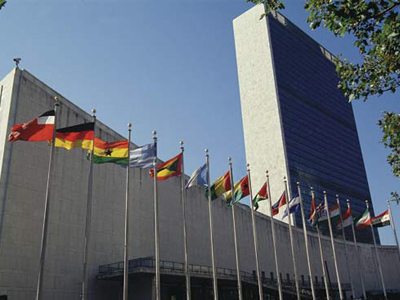 UN considers imposing global taxes