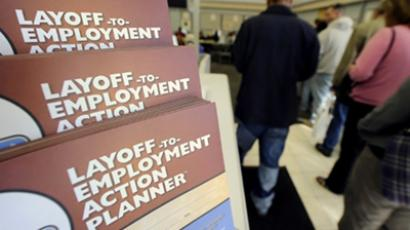 US unemployment rises to 9.1 percent
