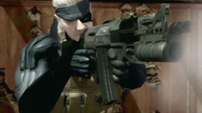 Picture: Metal Gear Solid 4