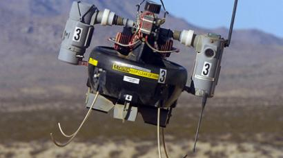 Armed ground drones to take over battlefields in 5 years