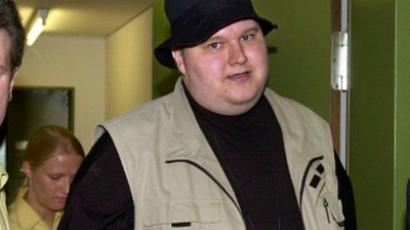Kim Dotcom (AFP Photo / Peter Kneffel)
