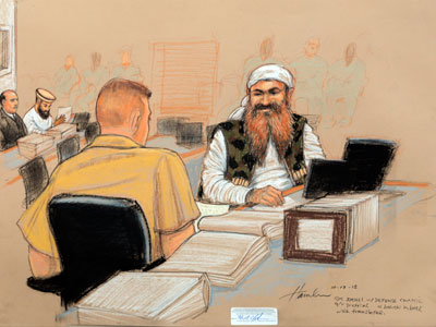 US more of a killer than hijackers - accused 9/11 plotter