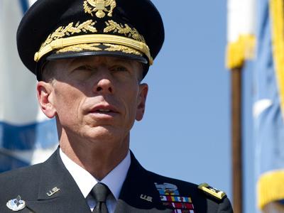 US Army General David Petraeus (AFP Photo / Saul Loeb)