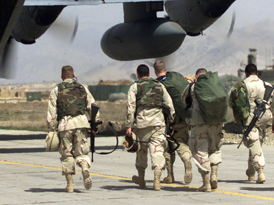 White House weighing full withdrawal from Afghanistan next year