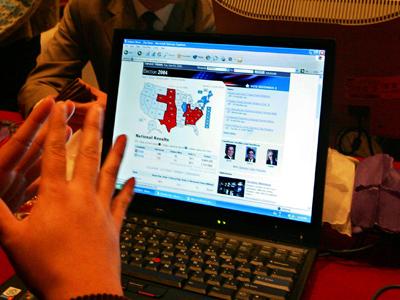 US online voting system vulnerable to hacks