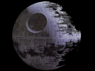 Death Stars and Stripes: Americans sign petition to build killer 'Star Wars' space station