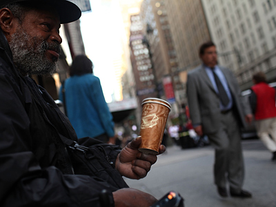 US poverty to hit highest level since 1965