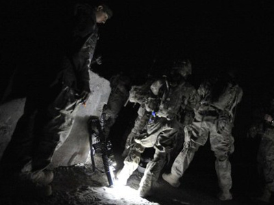 Night raids and hit lists - new Afghan exit strategy for US?