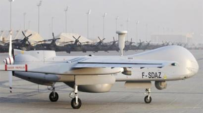 US drones kill 25 in Pakistan (AFP Photo / Joel Saget)
