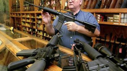 Armed and ready: American's 'Three Percenters'
