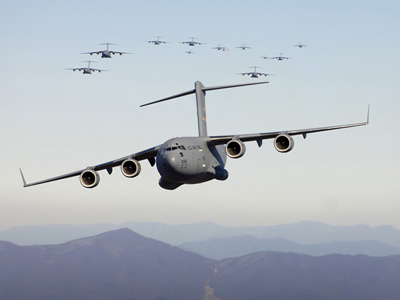 US Air Force C-17 seized over Argentine drug smuggling accusations