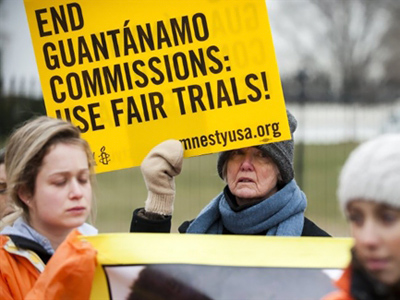 Obama to restart trials at Guantanamo